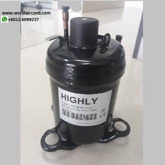 Hitachi Scroll Rotary Compressor