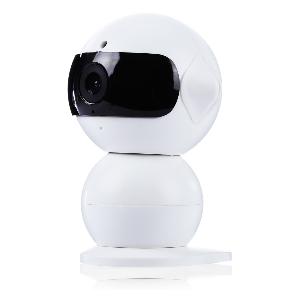HK A6 1.3MP 960P MINI ROBOT WIRELESS HOME SECURITY TWO-WAY AUDIO IP CAMERA WIT