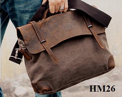 HM26 New Retro Messenger Bag/ Man B (end 11/1/2017 12:00 AM)
