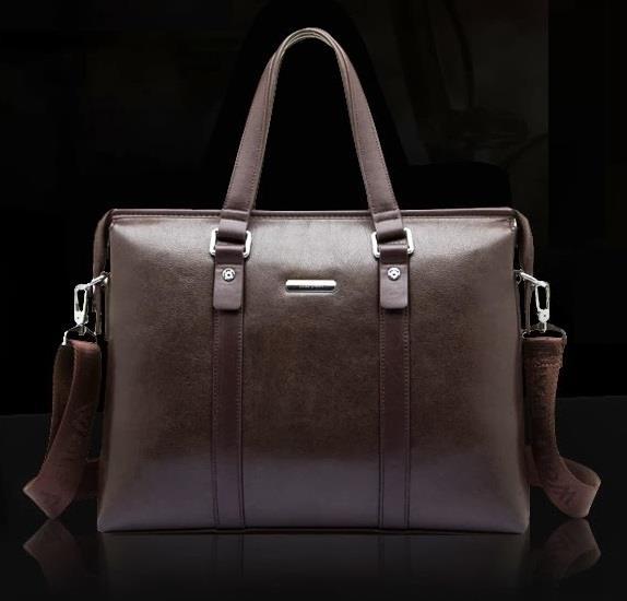 Hm87 Waterproof Office Men Bag Doent Sling