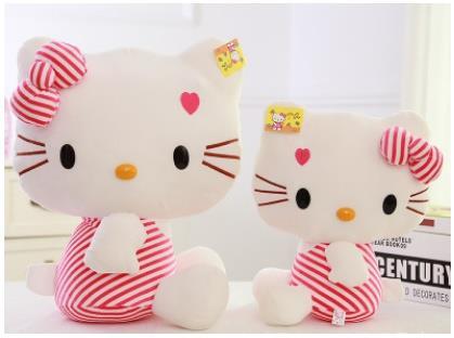 Hello Kitty Plush Toys : Hello kitty plush pillow u geekalerts
