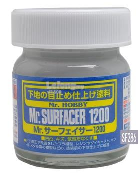 Mr Hobby Mr.Surfacer 1200/1500 (40ml)