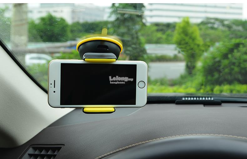 Hoco CA5 Mobile Phone,GPS Car Holder With Suction Disc