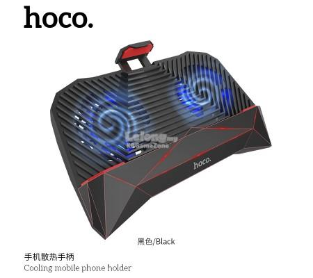 Hoco Cooling Pad Mobile Legend Phone Holder Power Bank Charge USB