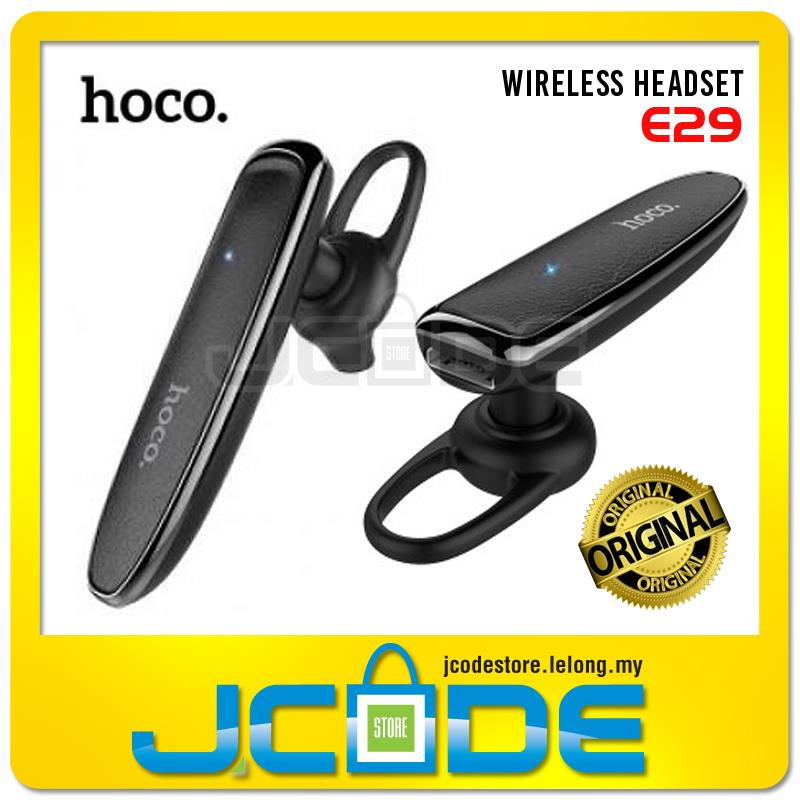 Hoco E29 Splendour Bluetooth Wireless Earphone Over the Ear Headset