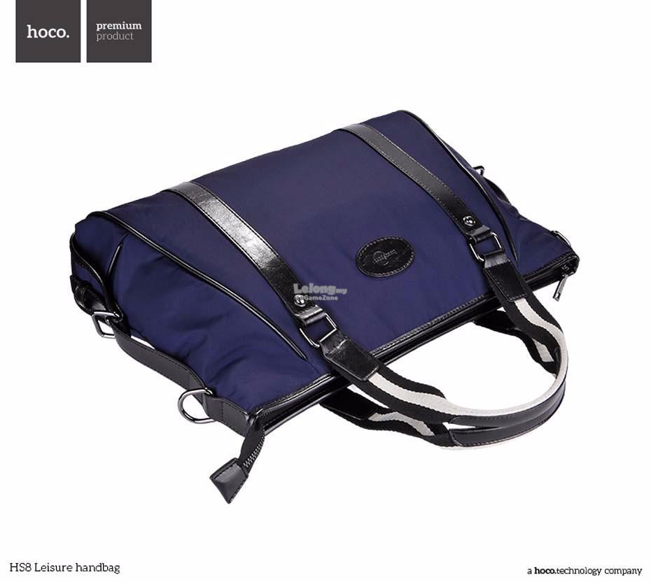 HOCO HS8 Waterproof Pure Nylon Fabric Handbags Travel Universal Hand L 9f2c8d93f561c