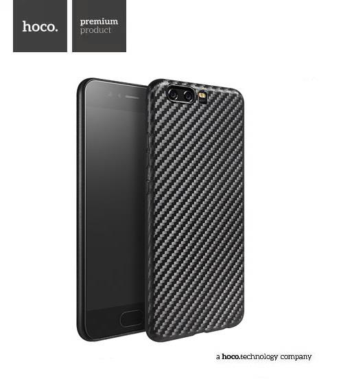 pretty nice ba460 e4b3f hoco Huawei P10 / P10+ Plus Carbon Fiber Fibre Back Case Cover