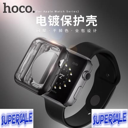 HOCO Soft Plating Casing Case Cover frame for Apple Watch Series 2