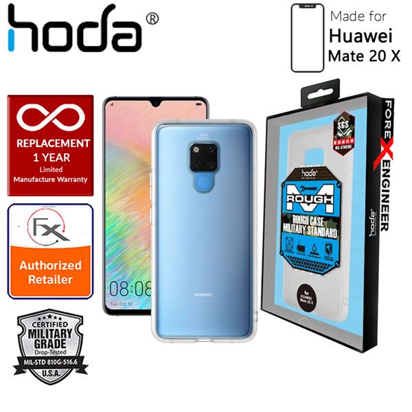 HODA ROUGH Military Case for Huawei Mate 20 X