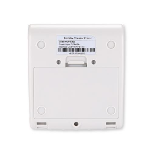HOIN HOP - E300 USB / BLUETOOTH / WIFI THERMAL RECEIPT PRINTER (GREY WHITE)