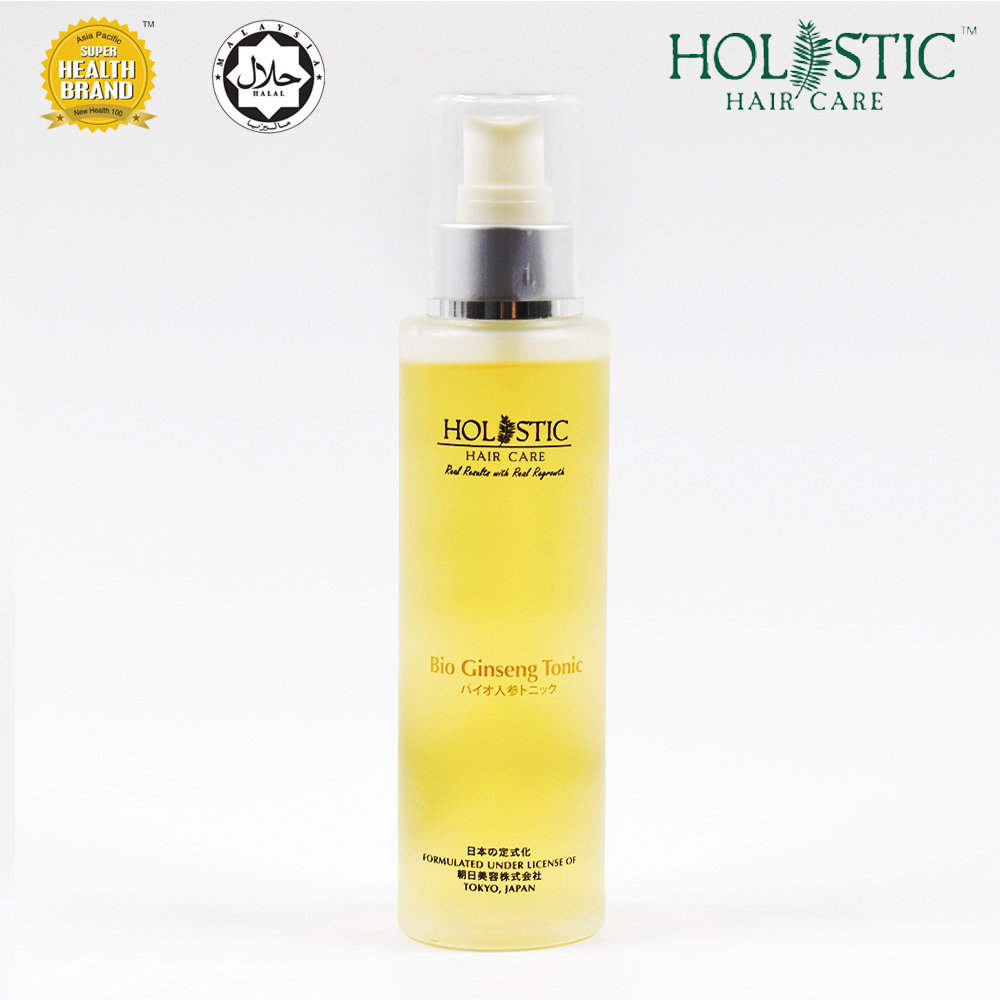 Bio Herbal Indonesia Hair Tonic 250 Ml Bpom Update Daftar Harga Shampo Ginseng Shampoo Holistic Care Japan Formulated Halal 120ml
