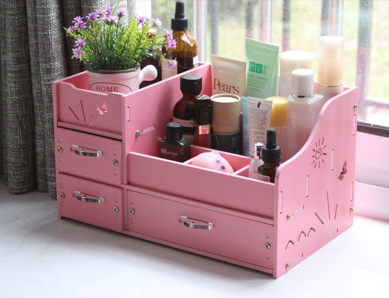 & Home Decor Storage Box Makeup u0026 Bat (end 1/18/2020 12:09 AM)