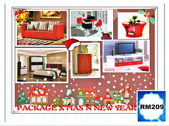 Home furniture package 7in1 payment permonth