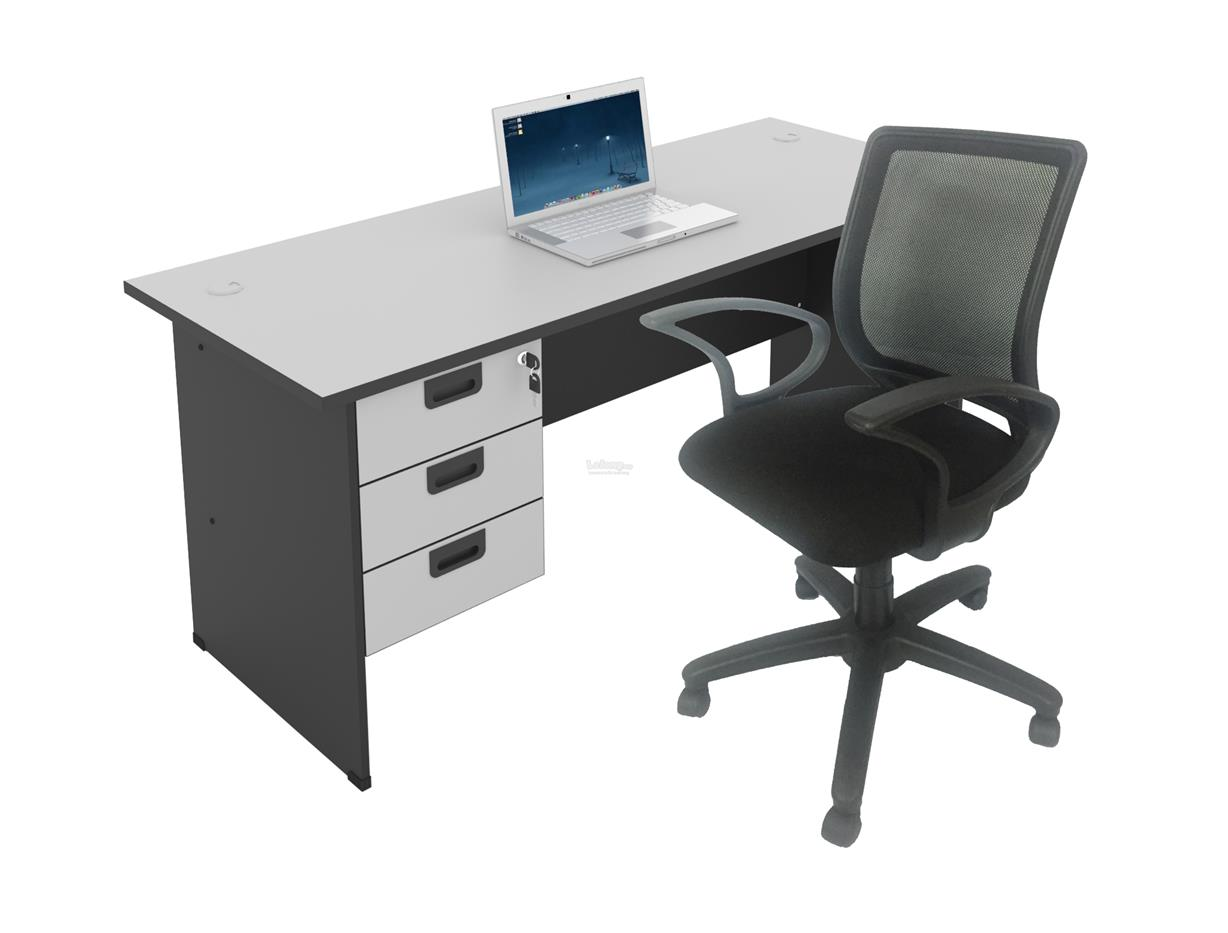 Home \u0026 Office Table Set With Chair G  sc 1 st  Lelong.my & Home \u0026 Office Table Set With Chair (end 10/16/2017 11:15 AM)