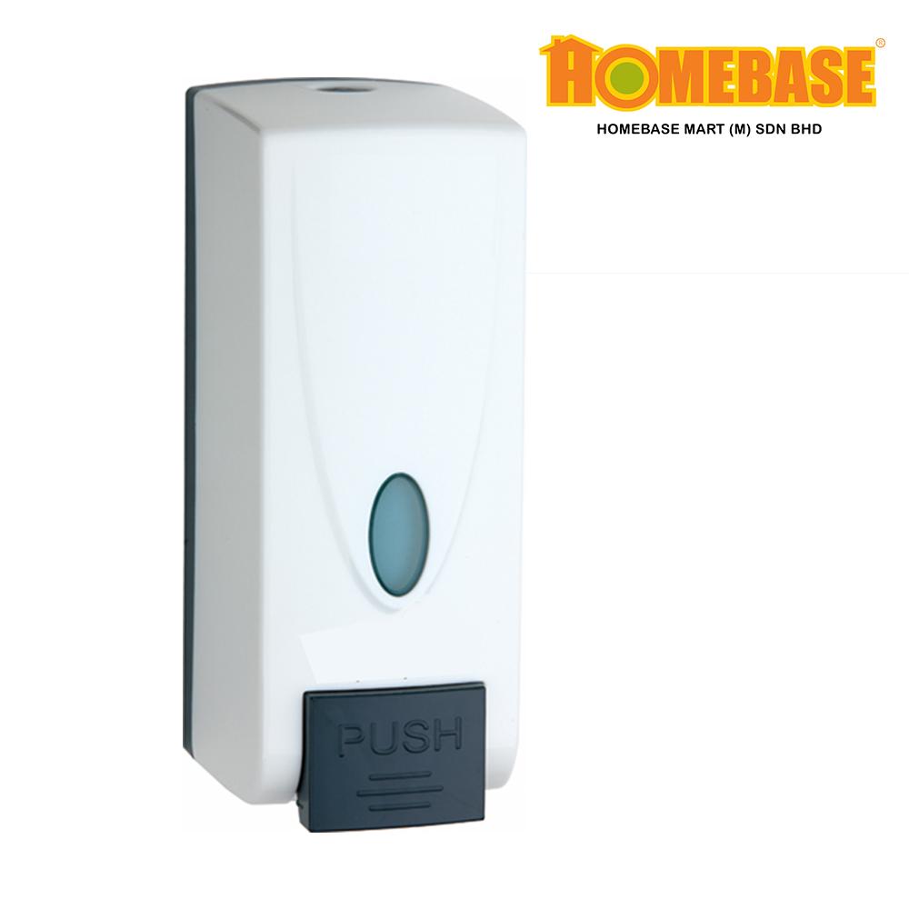 HOMEbase Plastic Soap Dispenser (end 5/8/2020 3:13 PM)