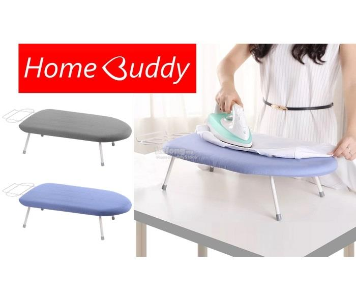 HomeBuddy ABS Ironing Board/Tabletop Ironing Board/Portable Iron Board