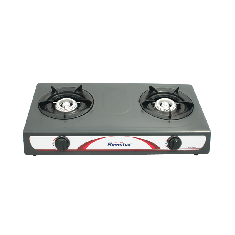 Homelux Double Gas Stove Series Hde 1010