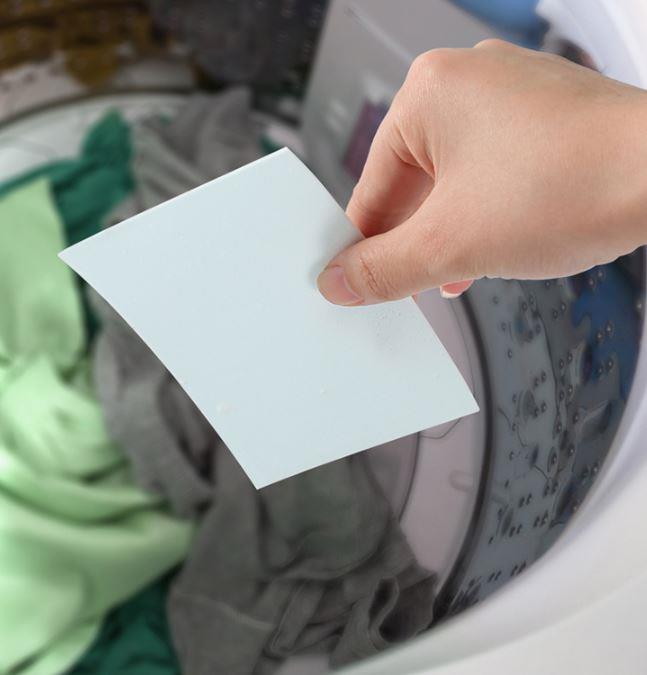 Homevative Laundry Detergent Sheets, Easy Dissolve