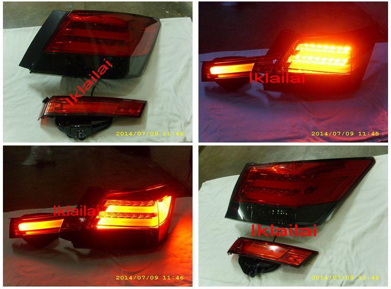 Honda Accord 08-12 LED Light Bar Tail + Bonnet Lamp [per side]
