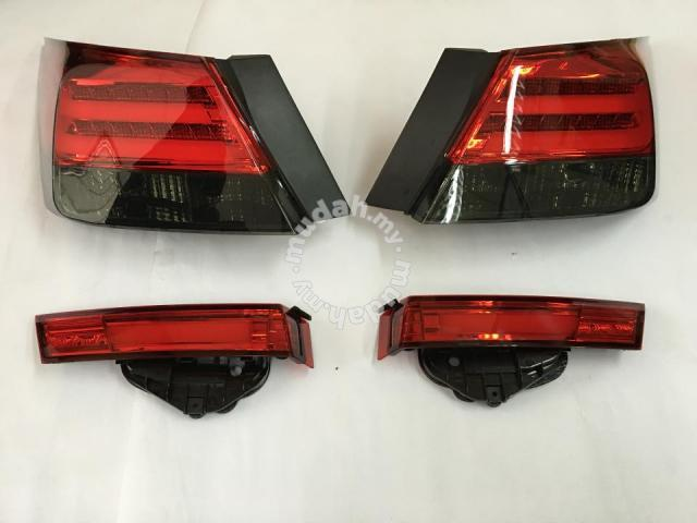 Honda Accord 08-12 Led Tail Lamp Light Bar