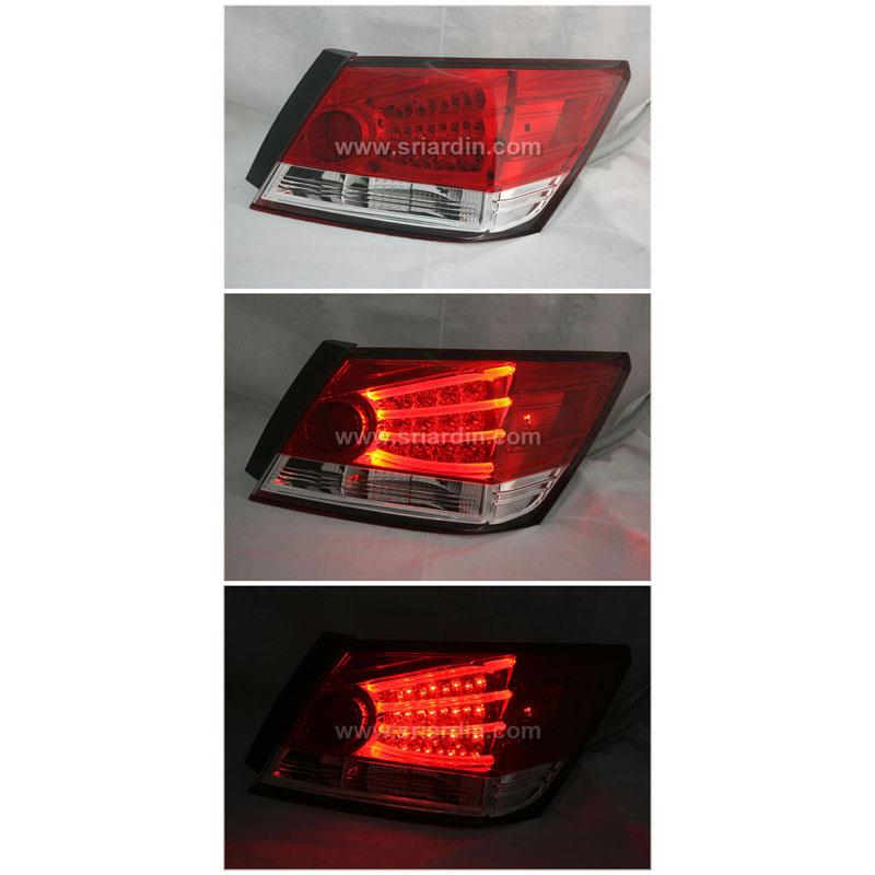 Honda Accord 08-13 Light Bar LED Tail Lamp