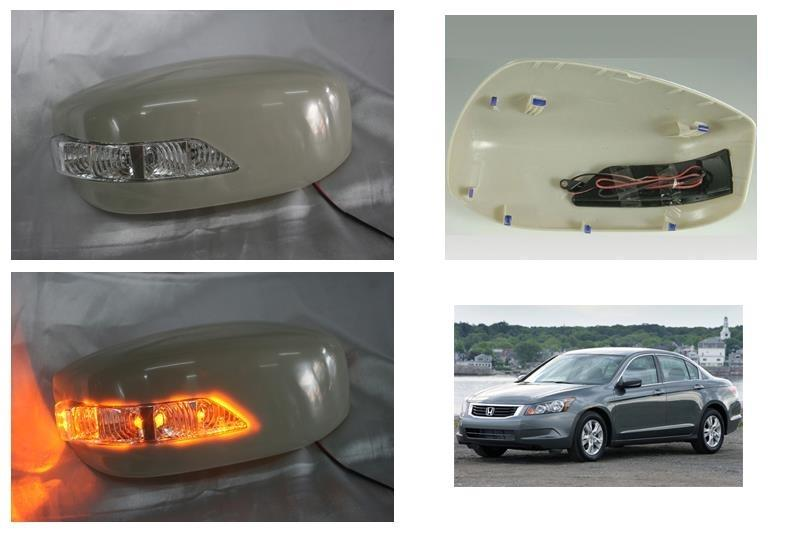 Honda Accord 08-13 Side Mirror Cover with LED Signal