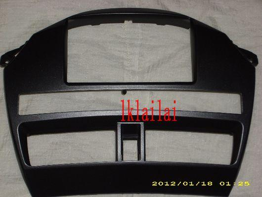 Honda Accord '08 Double Din Casing/Dashboard Panel Casing [Black]