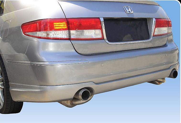 Honda Accord 2004-2005 Modulo Bodykit PU