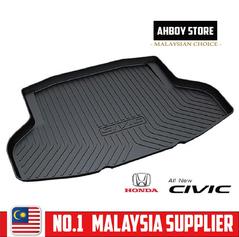 HONDA ALL NEW CIVIC Luggage Cover Carpet / Boot / Cargo Tray