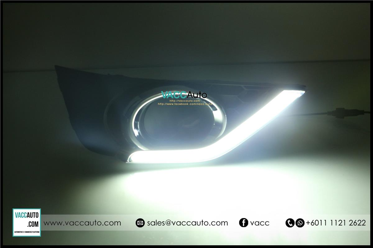 New Honda BR-V / BRV (1st Gen) Fog Lamp with Day Light and Signal Lamp