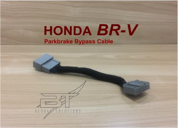 Honda BRV Parking brake / E-Brake Bypass Cable