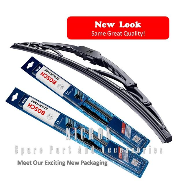 Honda City 03-15 (Size:14+24) Genuine Bosch Wiper Blade [ 1pair ]