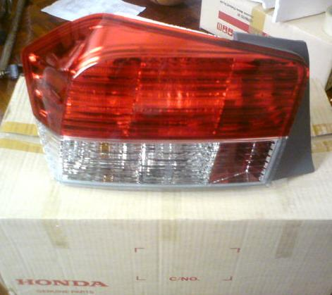 Honda City 09 Tail Lamp Original