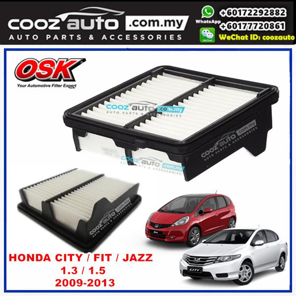 Honda City 1 5 iVTEC GM2 TMO 2008 - 2013 OSK Replacement Air Filter