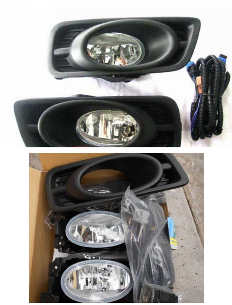 Honda CITY 12 FOG LAMP W/Wiring and Switch