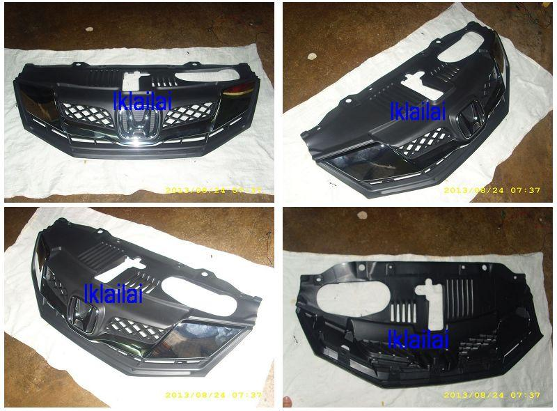 HONDA CITY 12 FRONT GRILLE MODULO STYLE