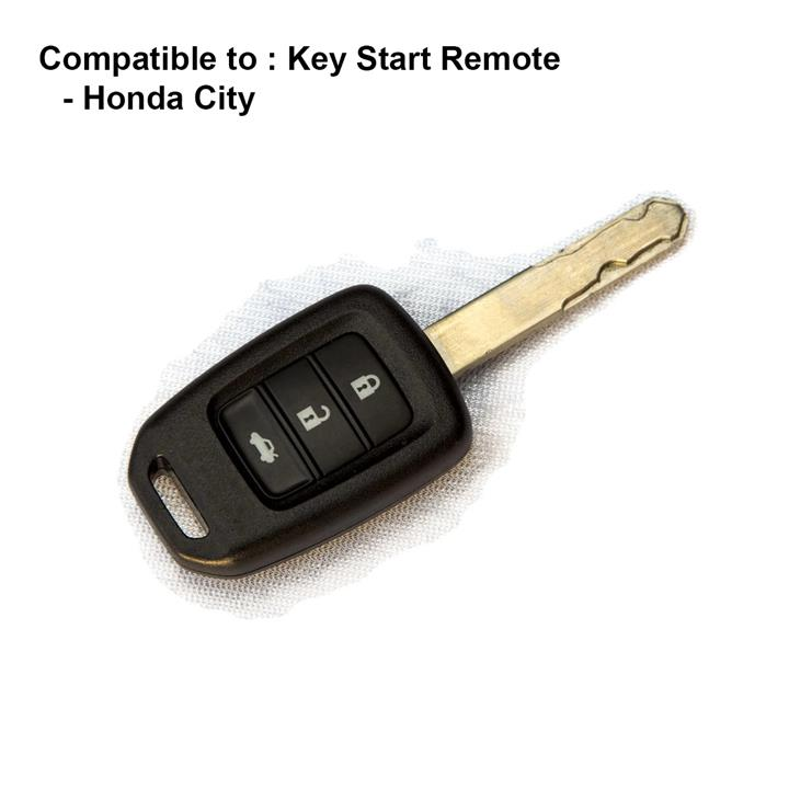 Honda City 2014 2018 Key Start Remot End 8 11 2019 5 15 Pm