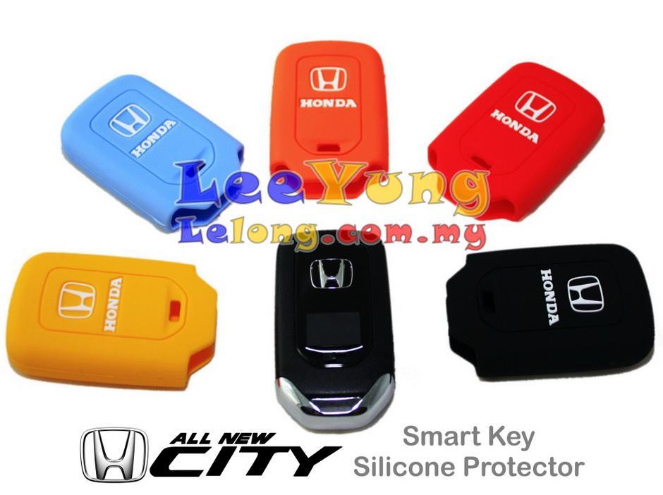 Honda all new city 2017 smart key r end 5312019 1115 am honda all new city 2017 smart key remote silicone cover case protector sciox Images