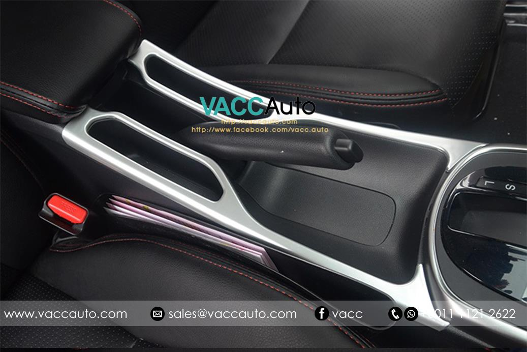 Honda New City (6th Gen) Center Console Silver Lining