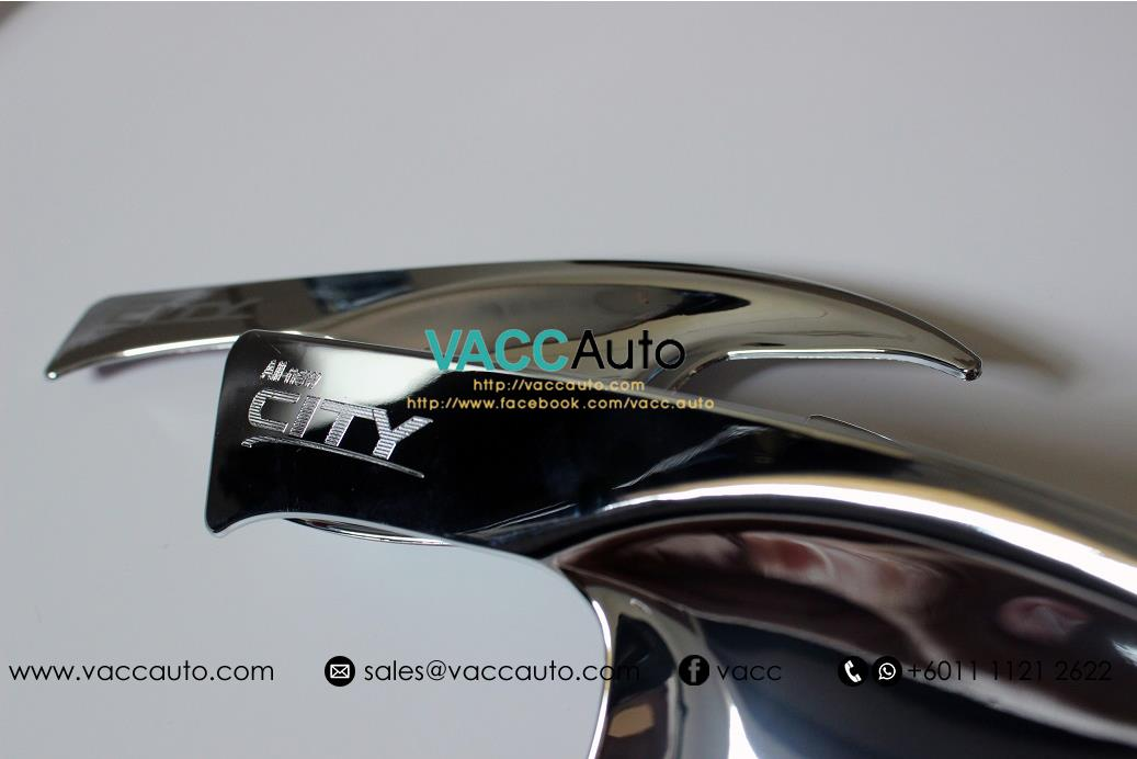 New Honda City (6th Gen) Outer Chrome Handle