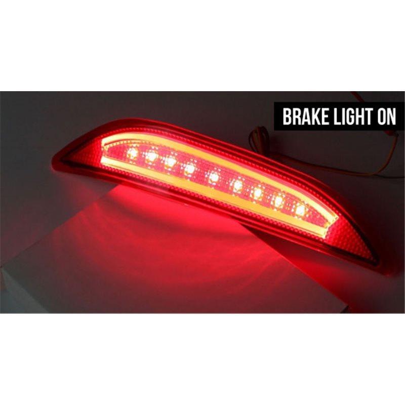 Honda city gm6 2014 2016 rear lig end 6162018 1112 am honda city gm6 2014 2016 rear light bar led bumper light red aloadofball Images