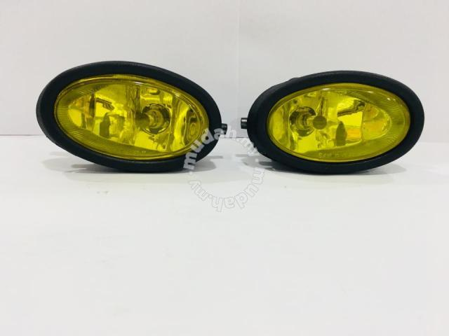 Honda City Jazz 03-05 Fog Lamp Yellow