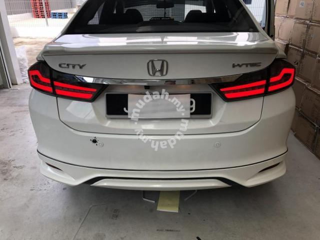 Honda City Led Tail Lamp Light Bar BMW Style