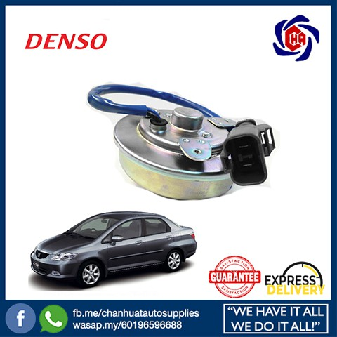Honda City SEL 2003-2007 DENSO Radiator Fan Motor