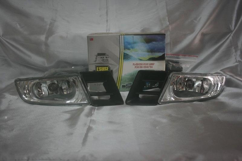 Honda Civic 06-07 Fog Lamp Complete Set