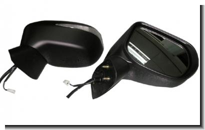 Honda Civic `06 FD Door Mirror W/ Autoback Holder & Light [HD14-DM01-U