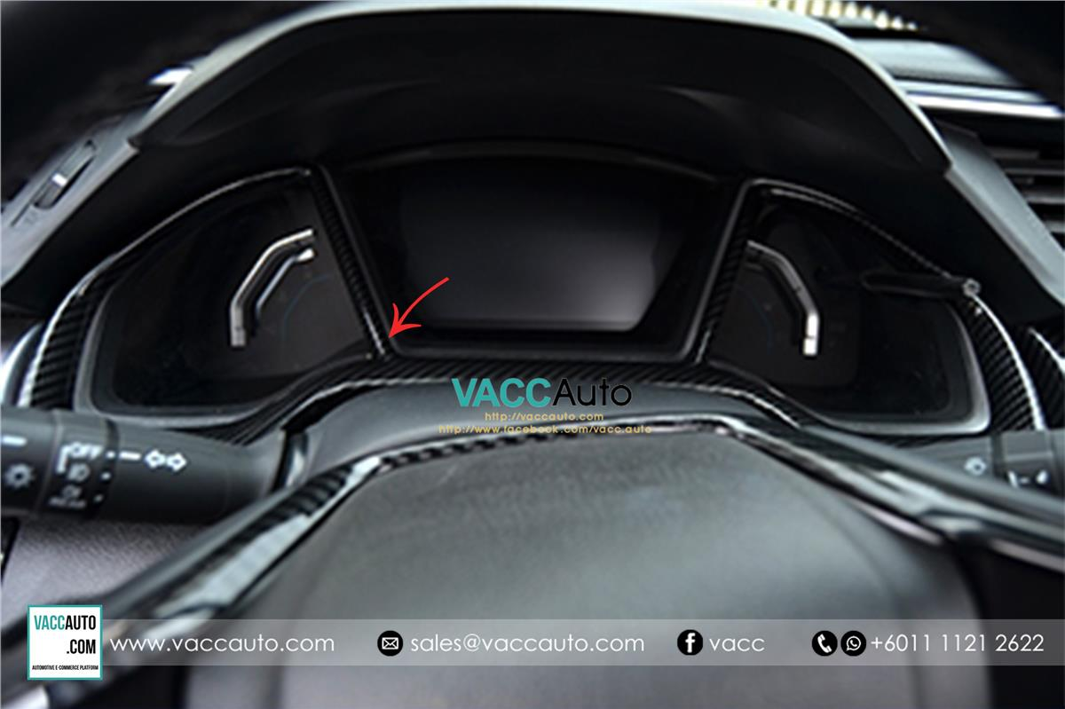 10Th Gen Civic >> Honda Civic 10th Gen Meter Carbon End 7 11 2019 11 13 Pm