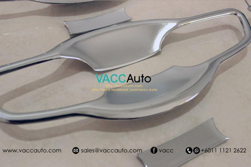Honda Civic (10th Gen) Outer Chrome Handle (Type A)