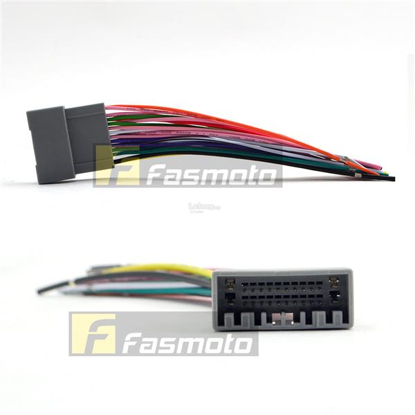 Honda Civic '16 Brv '17 Car Stereo End 322019 715 Pmrhlelongmy: Car Stereo Wire Harness Female At Gmaili.net