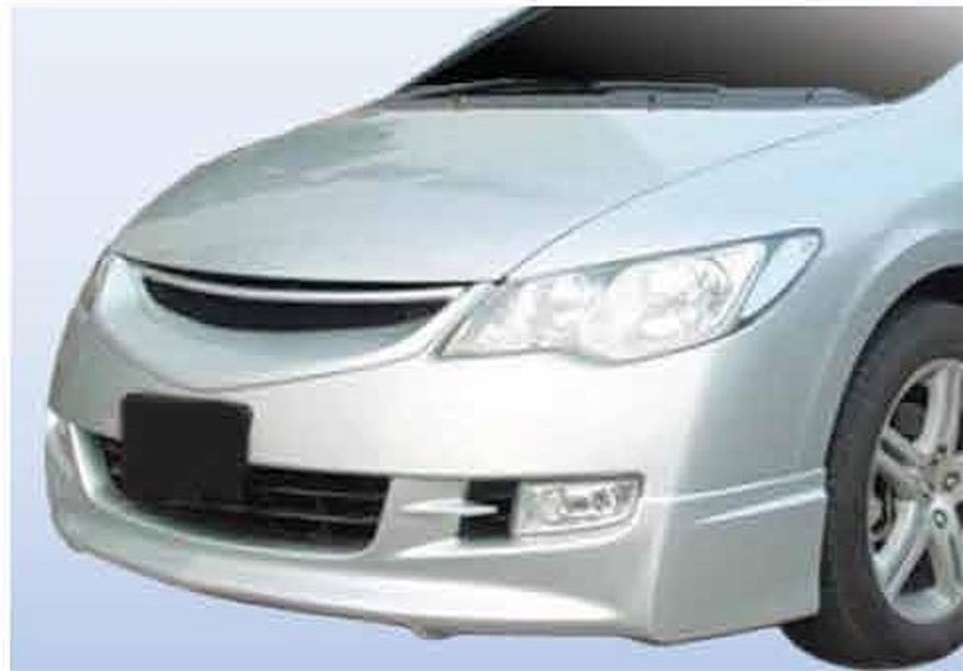 Honda Civic 2006 Mugen Bodykit ABS
